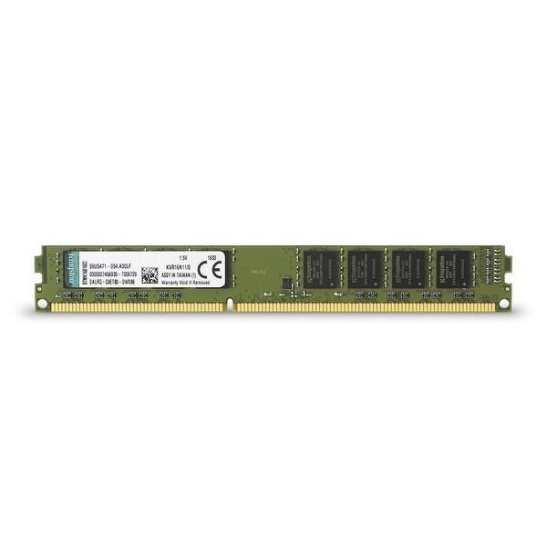 Kingston Valueram 8 Gb 1600Mhz Ddr3 (Pc3-12800) Non-Ecc Cl11 240 Pin Dimm Motherboard Memory (Kvr16n11/8)