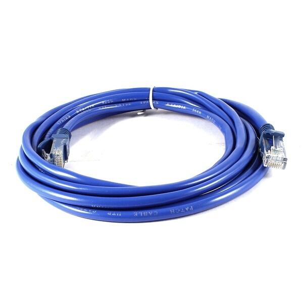 Unique Bargains 10Ft 8P8C RJ45 Cat5 Cat5e Ethernet Network Lan Cable WIre Cord Blue. Opens flyout.