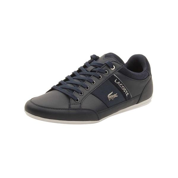 ce356169ebcf8 Shop Lacoste Men s Chaymon 118 1 Sneaker - Free Shipping Today ...