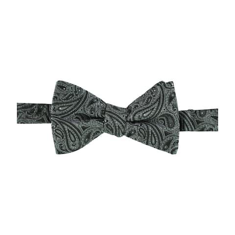 Countess Mara Mens Lurex Self-Tied Bow Tie - One Size