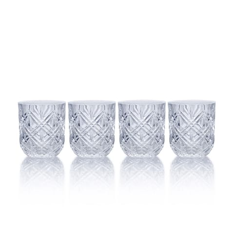 Mikasa Claremont 10 oz. Double Old Fashioned (Set of 4)