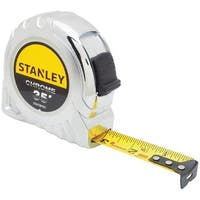Stanley STHT30161W Tape Measure, Chrome, 35'