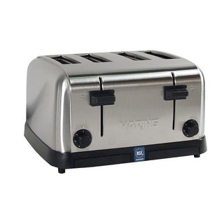 Waring - WCT708 - 4 Slot Medium Duty Pop-Up Toaster