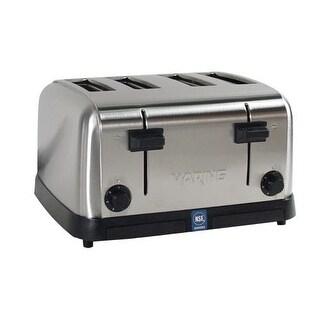 Waring - WCT708 - 4 Slot Medium Duty Pop-Up Toaster
