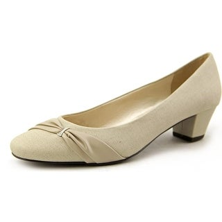 Easy Street Evie N/S Round Toe Synthetic Heels
