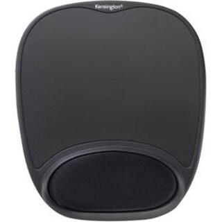 Kensington Comfort Gel Mouse Pad With Wrist Rest - Black (K62386am)