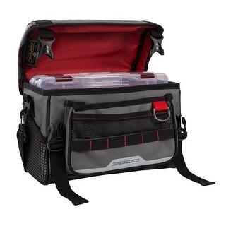 Plano weekend series gray 3600 softsider tackle bag