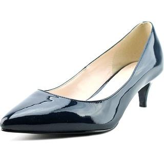 Cole Haan Juliana Pump 45 Women W Pointed Toe Patent Leather Heels
