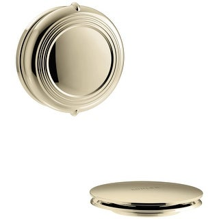 Link to Kohler K-T37393 PureFlo Traditional Rotary Turn Cable Bath Drain Trim Similar Items in Large Appliances