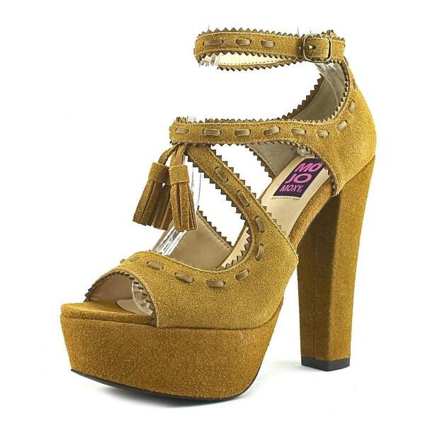 Mojo Moxy Creole Women Camel Sandals