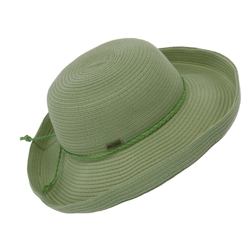 Sun N Sand Women's Kettle Brim Sun Hat with Rope Band
