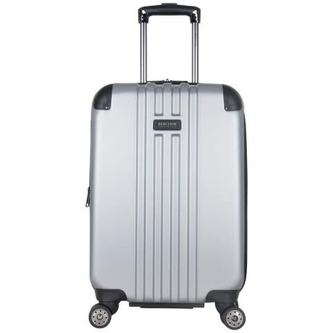 Kenneth Cole Reaction 'Reverb' 20-inch Expandable 8-Wheel Spinner Carry On Lightweight Hardside Suitcase