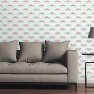 Wallpaper home goods for less for Wallpaper home goods