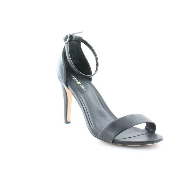 Seven Dials Wickford Women's Heels Black - 9