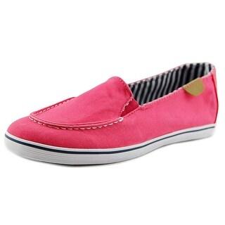 Sperry Top Sider Zuma Round Toe Canvas Tennis Shoe