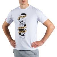 Scramble Pugno Ergo Sum T-Shirt - White