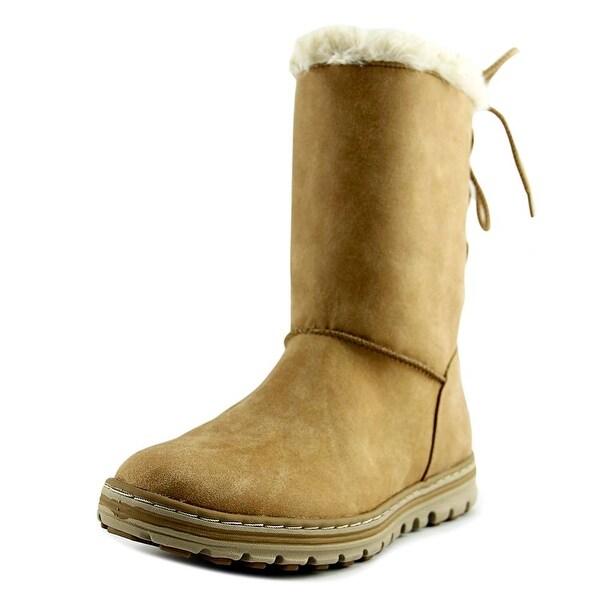 White Mountain Katianna Women Wheat Multi Snow Boots