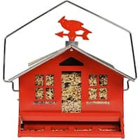 Perky-Pet 338 Squirrel-Be-Gone II Country Style Wild Bird Feeder