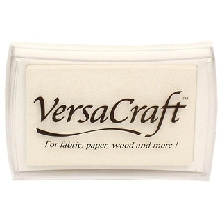 VersaCraft Craft Ink Pad Large White