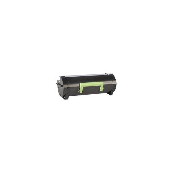 Lexmark 50F000G Lexmark 501G Toner Cartridge - Black - Laser - Standard Yield - 1500 Page Black - 1 Each