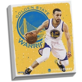 Stephen Curry Digital Painting Graphic 22x26 Canvas