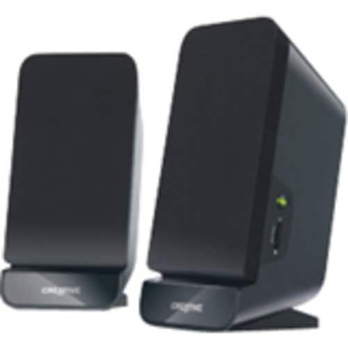 Creative Labs 51Mf1635aa003 Inspire A60 2.0 Speaker System With 4W Rms, Black