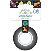 Out Of This World - Doodlebug Washi Tape 15Mmx12yd