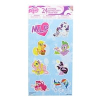 My Little Pony Stickers, Pack of 24 - multi