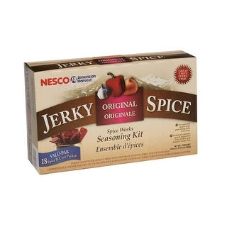Nesco BJ-18 Jerky Spice Works - 9 pack-Original Flavor