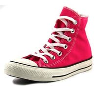 Converse Womens Ct Hi Hight Top Lace Up Fashion Sneakers - 6