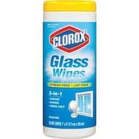 Clorox/Home Cleaning Clorox Glass Wipes 31094 Unit: EACH