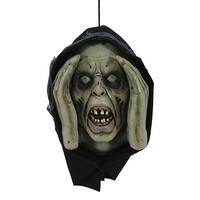 Male Monster Zombie Window Decoration Halloween Prop