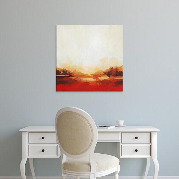 Easy Art Prints Sarah Davies's 'Equinox' Premium Canvas Art