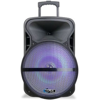 Technical Pro PVOLT15LBT Active 15-inch Bluetooth Powered Speaker (Refurbished)