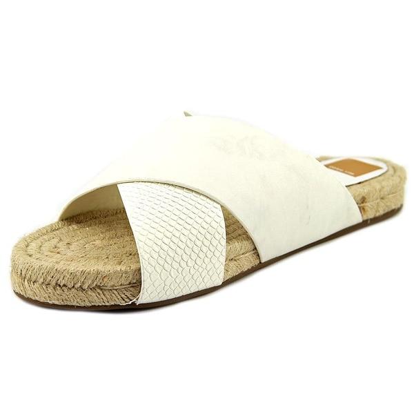 Dolce Vita Womens GENIVEE Open Toe Casual Slide Sandals