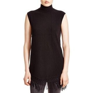 Nic + Zoe Womens Show Stop Tunic Sweater Modal Knit (Option: Xs)