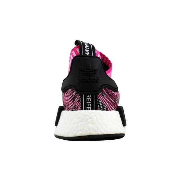 Shop Adidas Women S Nmd R1 W Primeknit Pink Black Bb2363 Size 10 Overstock 27339775