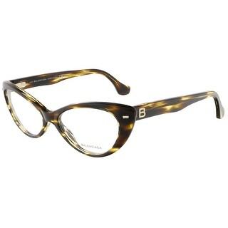 Balenciaga BA5013/V 064 Blonde Havana Cat Eye prescription-eyewear-frames