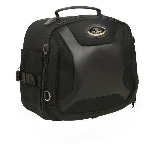 Weather Resistant Motorcycle Sissy Bar Bag 12X11X6