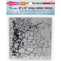 Stampendous Cling Stamps -Crackle