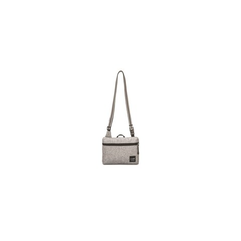 Pacsafe Slingsafe LX50 - Tweed Grey Anti-theft Mini Crossbody