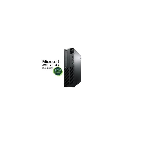 Lenovo M78 SFF AMD A4 3.4GHz 8GB 2TB W10 Pro Refurbished