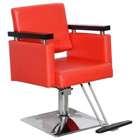 BarberPub Classic Hydraulic Barber Chair Salon Beauty Spa Hair Styling Chair 8803