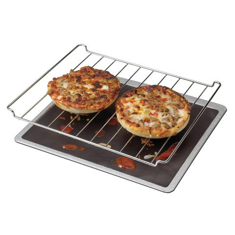 """Chef's Planet 401 Commercial-Grade Nonstick Toaster Ovenliner, 11"""" x 9"""""""