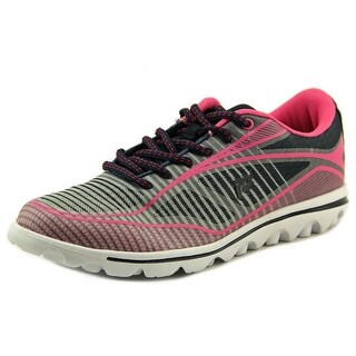 Propet Billie Women Round Toe Synthetic Blue Running Shoe