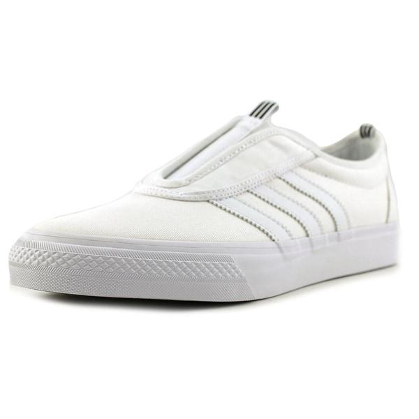 Adidas Adi-Ease Kung Fu Men Round Toe Canvas White Skate Shoe