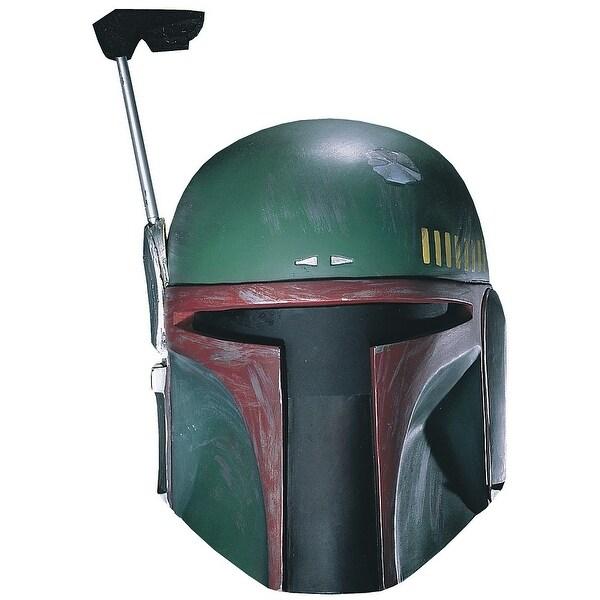 Boba Fett Mask Adult Costume Accessory