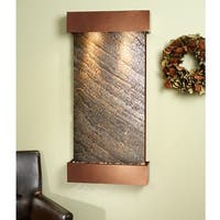 Whispering Creek Fountain - Woodland Brown - Choose Options