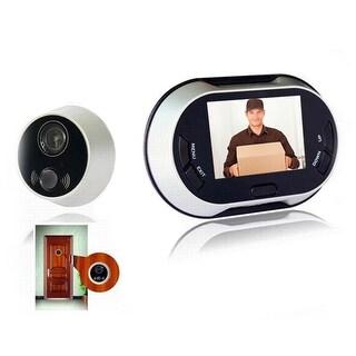 """LCD Digital Door Viewer Doorbell with Camera 3.5"""""""