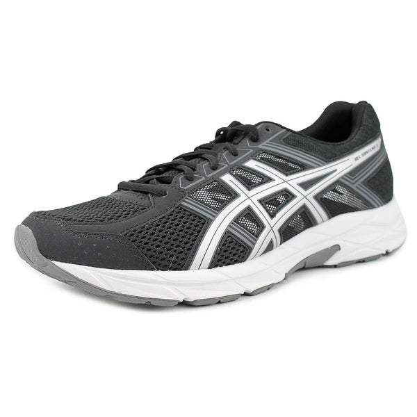 Asics Gel-Contend 4 Men Round Toe Synthetic Black Running Shoe